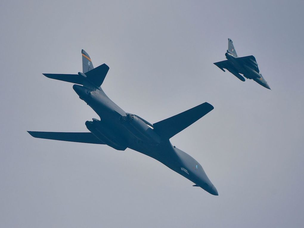 US to Yelahanka: Bomber flew 26 hrs non-stop - Defence Network