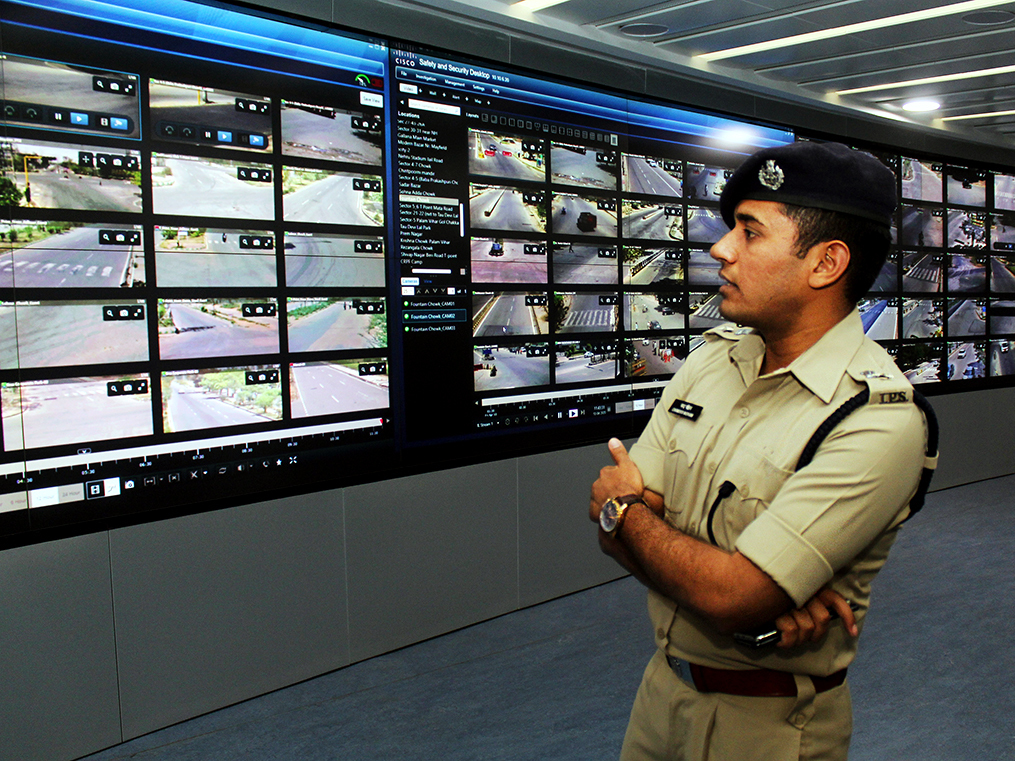 The 'panopticon' problem: India's video surveillance grid is still powered by Chinese firms