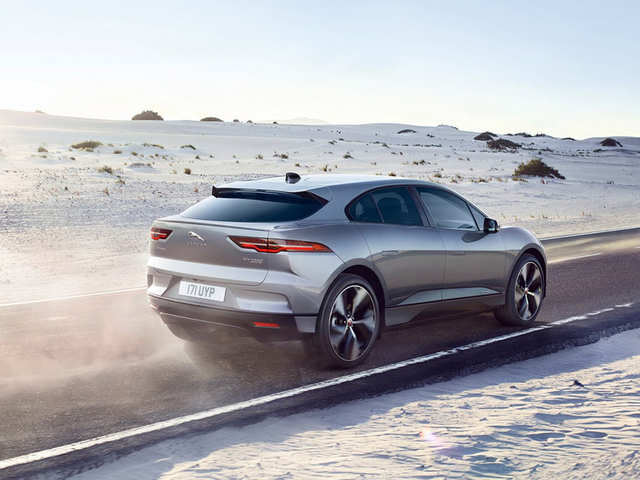 JLR opens booking for all-electric SUV I-PACE