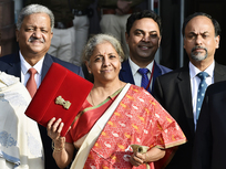 Giving wings to the elephant: budget to restart engines of growth; get consumer back to shops