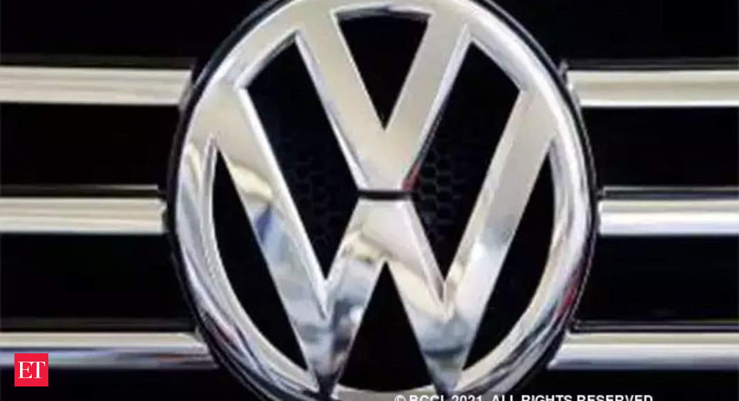 Volkswagen explores flying cars in China - Economic Times