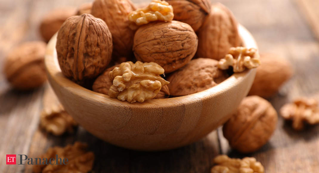 Adding walnut to your plate can prevent inflammation caused by stomach ulcers - Economic Times