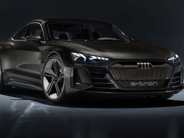 Audi dreams big with luxury coupe, e-tron GT, that comes with 800-volt fast charging and promises 383 km of range