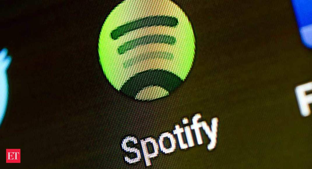 Spotify to allow employees to work from anywhere - Economic Times