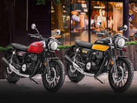 Honda brings CB350RS to India at Rs 1.96 lakh; the mid-sized bike will go on sale next month