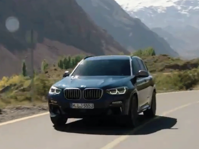 BMW launches SportX petrol variant of its X3 SUV at Rs 56.5 lakh