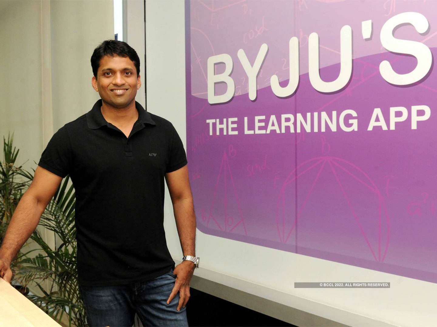 Learnt English by listening to cricket, football commentaries on radio: Byju Raveendran