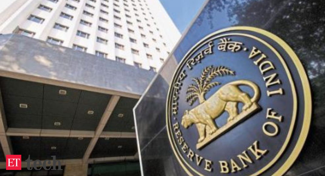 RBI sets rules for digital payments in India - Economic Times