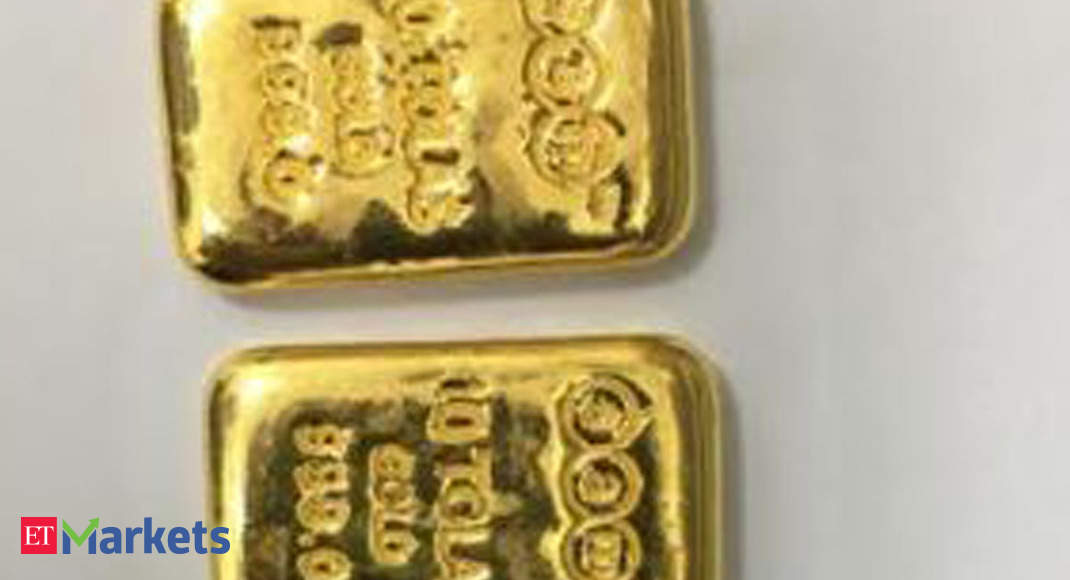Gold prices today rise above Rs 46,250 but may tank below Rs 45,000, say analysts