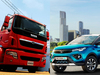 Tata Motors' commercial vehicle business is about to take the driver's seat