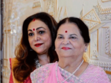 'Thank you for being the bedrock of the family': Tina Ambani wishes mother-in-law Kokilaben on her birthday