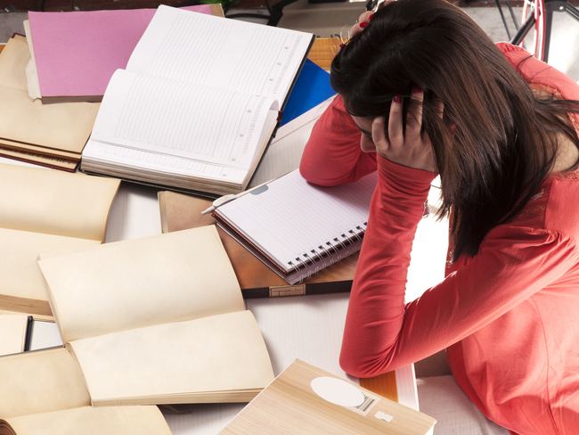 anxiety: Stress and anxiety most-challenging for students to cope with  during the pandemic - The Economic Times