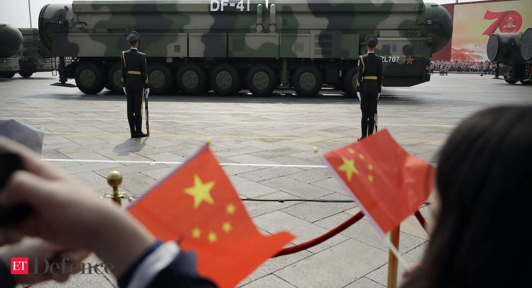 China said to speed up move to more survivable nuclear force