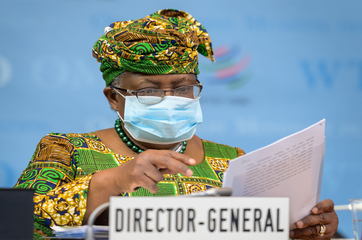 In 1st day on job, new WTO chief, Ngozi Okonjo-Iweala, pushes for fisheries deal