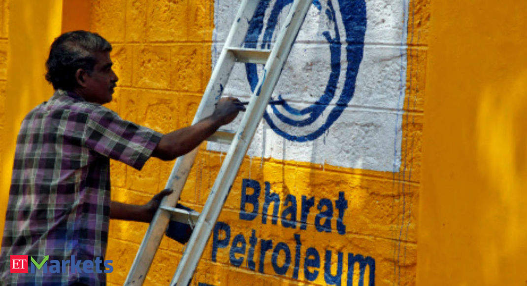 BPCL to pay shareholders from Rs 9,876 cr Numaligarh Refinery stake sale - Economic Times