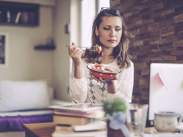 Excessive weight gain during WFH risky for women. Balanced meal, boundaries and some 'me-time' can undo the damage