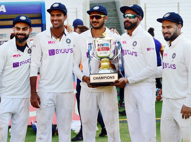 India thrash England in 4th test, to face New Zealand in WTC final at Lord's in June