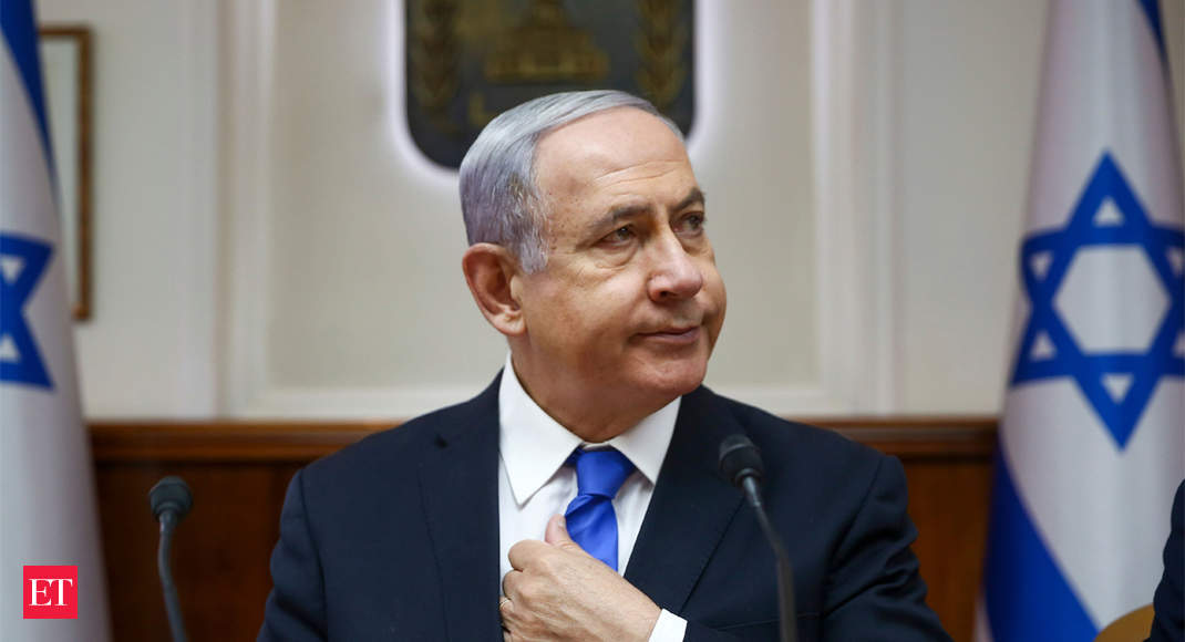 We're almost done with COVID curbs, Benjamin Netanyahu says as Israel reopens restaurants