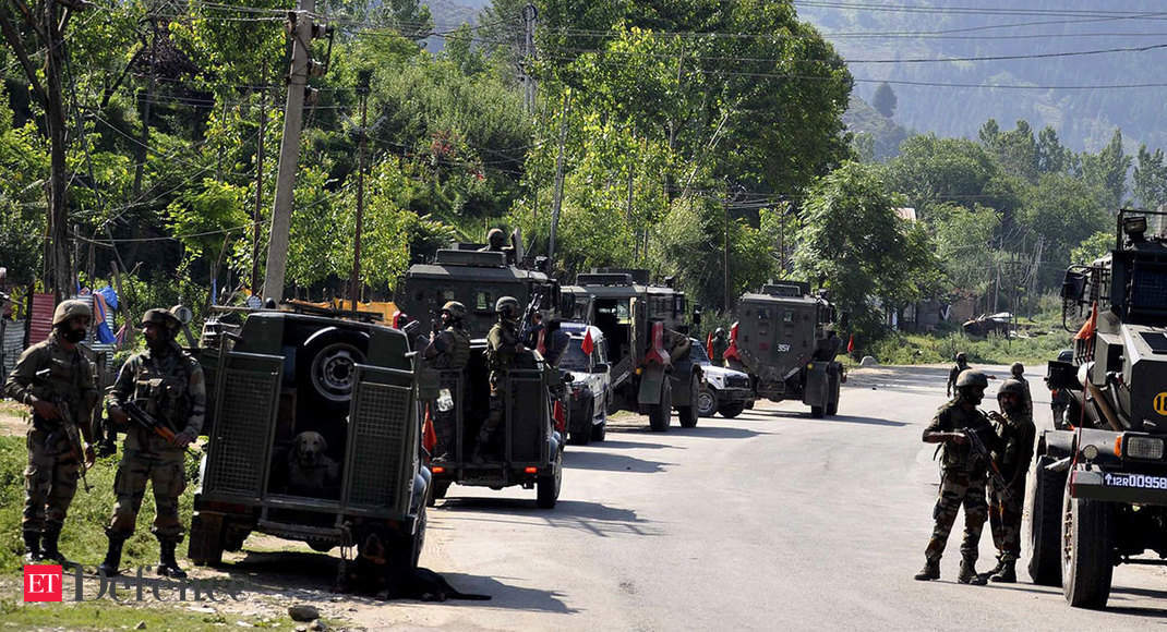 226 terrorists killed in J-K since 2020; stone-pelting incidents reduced drastically: CRPF