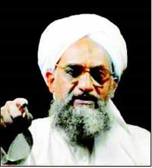 Osama dead: The captains of terrorism: Ayman al-Zawahiri, Abu Yahya al-Libi, Khalid Habib, Saif al-Adel, Abu Obaidah al-Masri