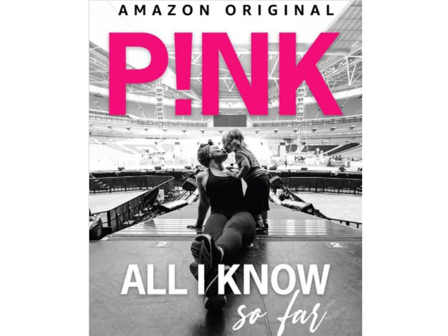 Pop star P!NK's upcoming documentary to debut on Amazon Prime in May - The  Economic Times