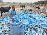 One viral-outbreak toll India didn't count: the heap of biomedical waste from households
