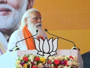 Puducherry elections unique, sitting CM denied ticket: PM Modi