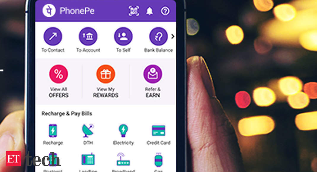 PhonePe logs $388 billion in annual TPV dart fee, crosses 1 bn UPI transactions in March