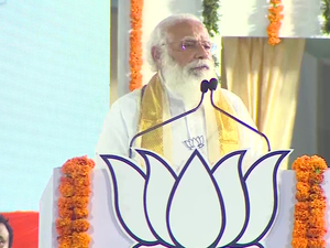 PM Modi slams UDF-LDF, says they are twins