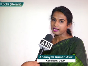 Kerala: First transgender candidate Anannyah Kumari Alex pulls out of polls, says facing discrimination from party