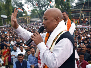 Assam: Bodoland witnesses fight of prestige unfolding between BJP and its former ally BPF