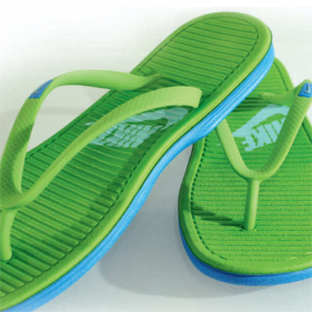 4524ce2591b3 Flip-flops are not designed for long-term use - Should Chappals make ...