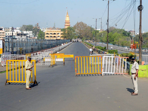madhya pradesh lockdown: 60-hour weekend lockdown in all Madhya Pradesh  cities - The Economic Times