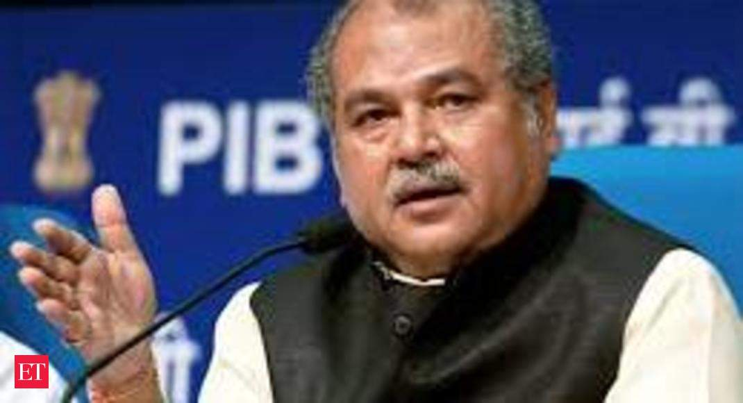 Narendra Singh Tomar urges protesting farmers to come back for table talks