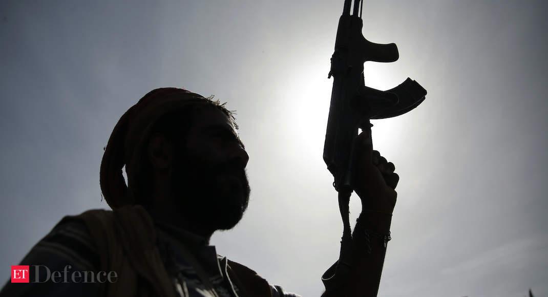Saudi-led coalition intercepts Houthi drone: State media