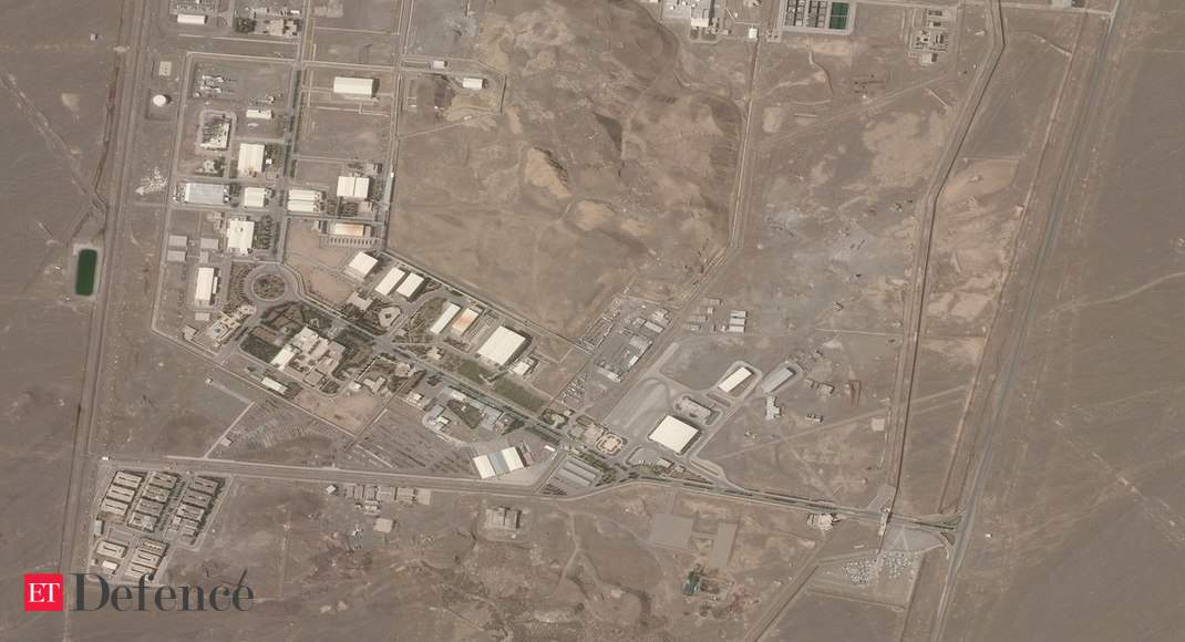 Iran reports electrical problem in Natanz nuclear site, no casualties