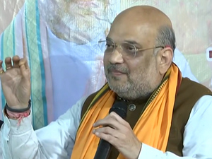 Bengal polls 2021: Only a 'Bhoomi Putra' will become CM, says Amit Shah