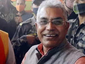 EC issues notice to Bengal BJP chief Dilip Ghosh over remarks on Cooch Behar killings