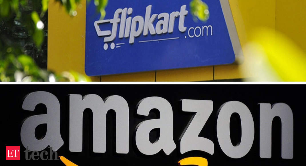 Flipkart, Amazon suspend orders for non-essentials in Maharashtra - Economic Times