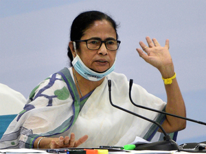 BJP brought outsiders in Bengal for poll campaign, contributed to COVID surge: Mamata Banerjee