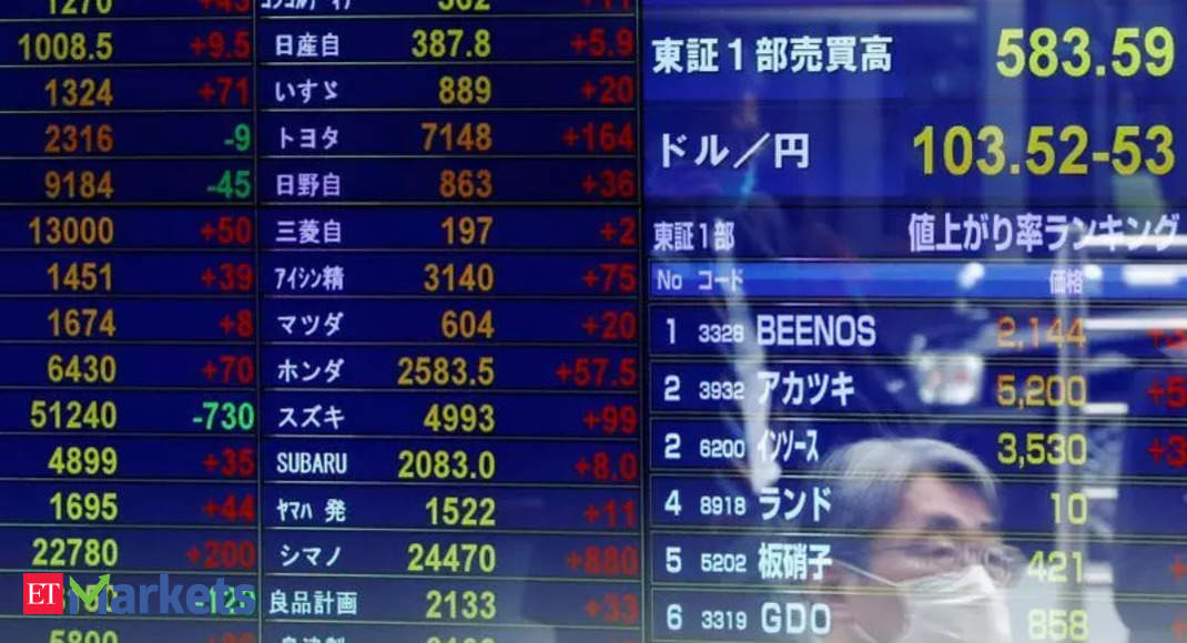 Asia shares little changed amid global economic recovery hopes