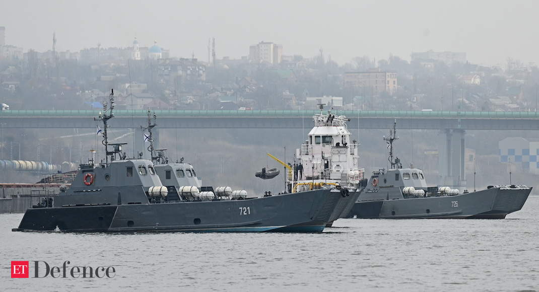 Russia's plan to restrict foreign warships near Crimea will keep Kerch Strait open: RIA news