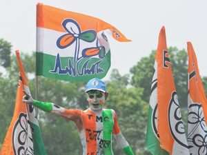 TMC seeks clubbing of last three phases of polls at all party meet