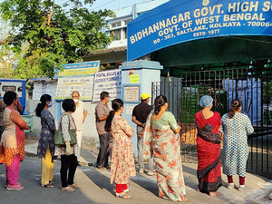 West Bengal Elections 2021: 78.36% voter turnout recorded in 5th phase till 5 pm