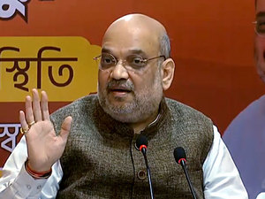 West Bengal Elections 2021: 'BJP ahead on 122 seats after five phases,' claims Amit Shah