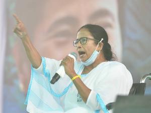 PM Modi should resign owning responsibility for COVID-19 surge: Mamata Banerjee