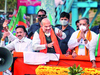 Trinamool speaking in different voices on leader probed by CBI: Amit Shah