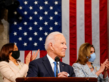 President Joe Biden's speech to Congress: Government is good, and so are jobs