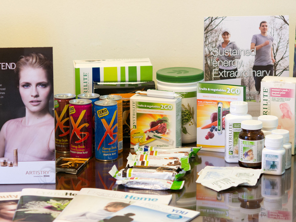 Amway aims to be more than just 'western'. Can it get Ayurveda-loving India to buy its supplements?