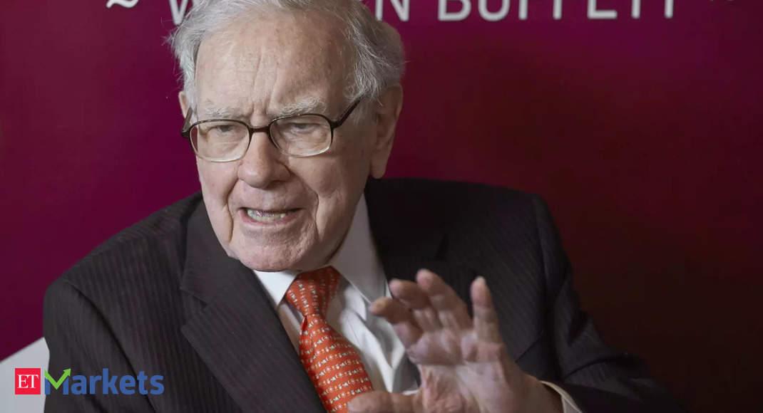Warren Buffett's Berkshire Hathaway reports $12 billion profit in March quarter